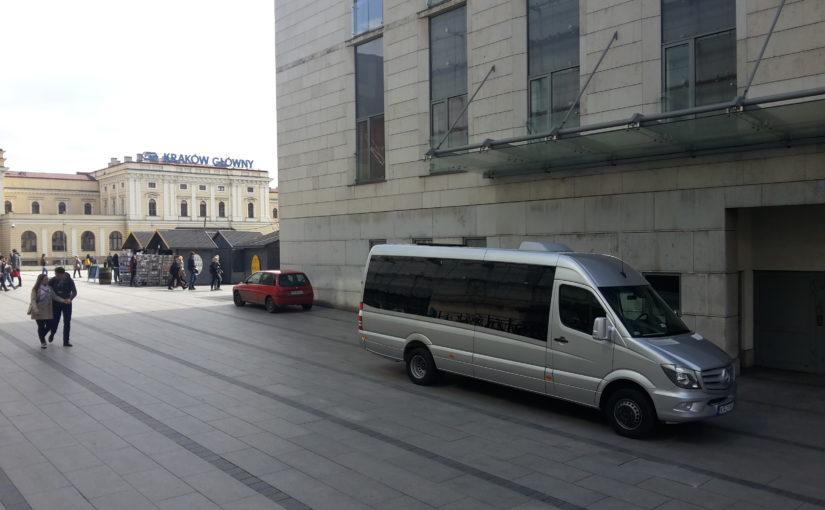 PRAWIE ;-) Dworzec Kraków