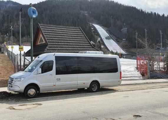 Zielona SK-BUS -Zakopane-