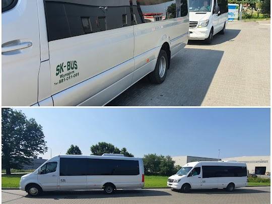 Sk-bus x2 #Zielona skbus #skbus